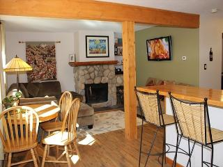 OH8 Cozy Condo w/Wifi, Short walk to Main Street Frisco, Wood Fireplace - Frisco vacation rentals