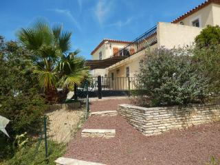 Lovely 3 bedroom Villa in Saint-Andre-de-Roquelongue with Internet Access - Saint-Andre-de-Roquelongue vacation rentals