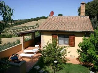 Holiday home with breathtaking view - Casale Marittimo vacation rentals