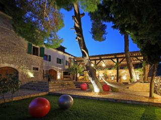 Authentic luxury villa with pool and winery - Island Vis vacation rentals
