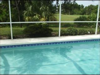 What a View! 3 bed/3 bath with elec heated pool#30 - Rotonda West vacation rentals