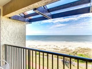 Fabulous two bedroom two bath ocean view condo - Amelia Island vacation rentals