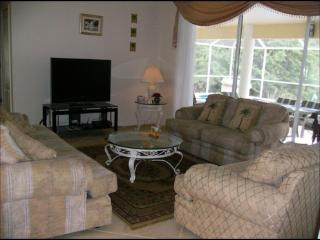 Luxurious 4 bed, 2 master suite, 4 bath, w/spa#40 - Rotonda West vacation rentals