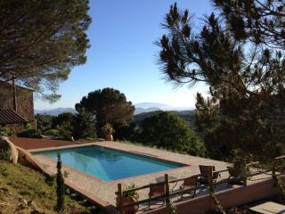 4 bedroom Villa with Central Heating in Campiglia Marittima - Campiglia Marittima vacation rentals