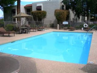 Scottsdale Condo; Centrally located, heated community pool, close to rest.&shops - Scottsdale vacation rentals