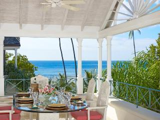 This exclusive, luxurious 2 story beachfront penthouse apartment offers an idyllic beach front experience - Speightstown vacation rentals
