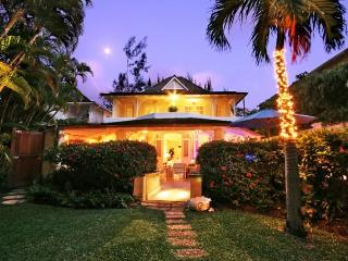 Delightful luxury villa, located on the famous and beautiful Gibbs beach is built of coral stone and nestled in lush, tropical gardens - Gibbs Bay vacation rentals