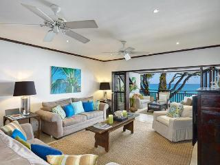 A stunning 3 bedroom apartment, beautiful views and Jacuzzi Pool - Paynes Bay vacation rentals