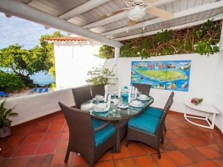 Luxurious and elegant 3 bedroom private villa is located directly near the beach in St James on the west coast of Barbados in the Merlin Bay Complex. - The Garden vacation rentals