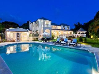 Luxury 5 bedroom villa, with gorgeous gardens and access to the Golf Course & Tennis Courts - Sandy Lane vacation rentals