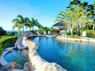 Spectacular 6 bedroom, 6 bathroom home, set in 2 acres of beautiful landscaped gardens overlooking the the Caribbean. - Sugar Hill vacation rentals