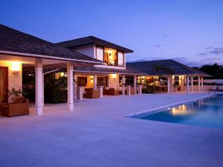 Luxury St. James villa right on the beach so it has amazing views from every room. Large pool and lounge area. - The Garden vacation rentals