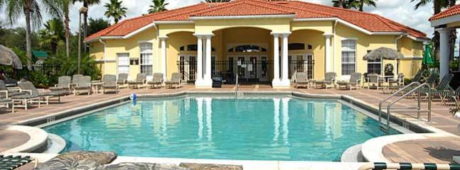 EMERALD ISLAND RESORT- AM - 4 BED HOME SOUTH FACING  POOL/ GAME ROOM/GRILL-Formosa Gardens Area - Image 1 - Four Corners - rentals