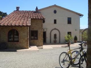 Villa Toskana agriturismo - TFR133 - Bibbona vacation rentals