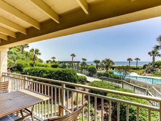 Charming two bedroom oceanside  condo - Amelia Island vacation rentals