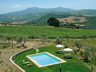7 bedroom House with DVD Player in Montalcino - Montalcino vacation rentals