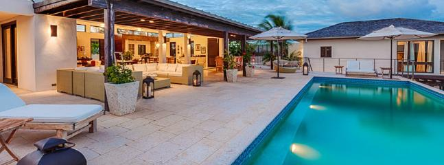 Villa Aquamarie AVAILABLE CHRISTMAS & NEW YEARS: Anguilla Villa 116 Sits On A Slight Landscaped Rise Overlooking The Caribbean S - Little Harbour vacation rentals