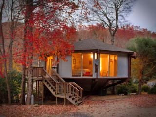 Tree House Cottage - Burnsville vacation rentals