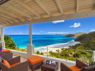 Villa Soleil, Luxurious, Walk to Trunk (Owner Rep) - Tortola vacation rentals