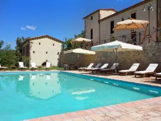 Beautifully Restored Hilltop Country Home Ilaria with Pool & Fantastic Views - Peccioli vacation rentals