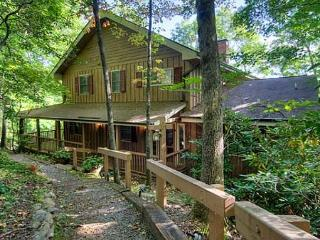 Comfortable 4 bedroom House in Montreat - Montreat vacation rentals
