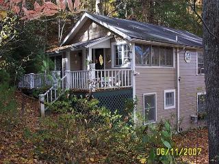 Cottage Over Yonder - Montreat vacation rentals