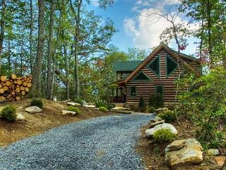 Woodhaven | Hot Tub | Fireplace | 3BR Luxurious and Secluded Mountain Retreat - Saluda vacation rentals