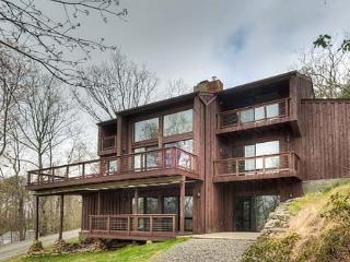 Hilltop | Spacious Vacation Rental | Golf Course Access | Mountain Views - Black Mountain vacation rentals