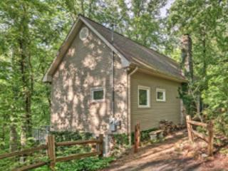 Bright House in Montreat with Deck, sleeps 12 - Montreat vacation rentals