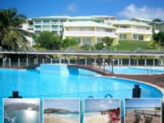 1 bed condo spectacular views access to the beach - Cul de Sac vacation rentals