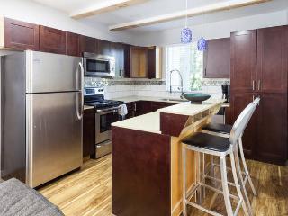 New, modern apartment on serene greenbelt - Surrey vacation rentals