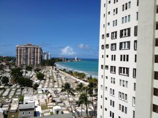 Renovated beach front condo in sunny Isla Verde - Isla Verde vacation rentals
