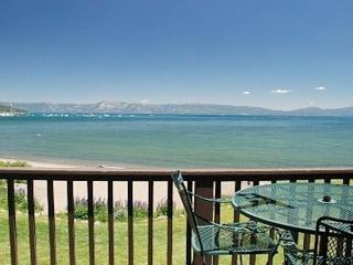 Beach Front Condo Walking Distance to All Shops - Tahoma vacation rentals