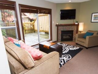 2 Bedroom with Private Hot Tub - PET FRIENDLY - Whistler vacation rentals