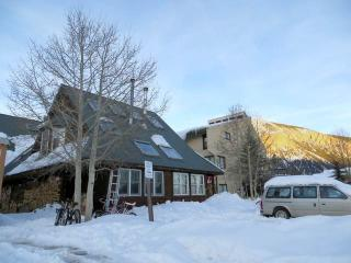 2 bedroom Condo with Fireplace in Crested Butte - Crested Butte vacation rentals