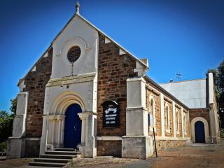 Beautiful Converted chapel with A/C and Television - Burra vacation rentals