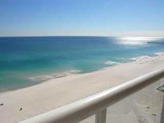 Emerald Isle 15th floor 2 bdrm Gulf-front! - Pensacola Beach vacation rentals