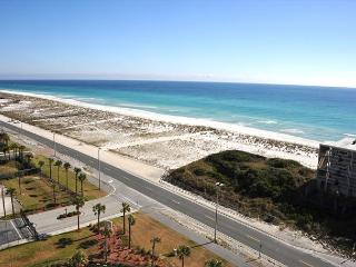 Emerald Dolphin 3 bdr- stunning views from the 10th floor! - Pensacola Beach vacation rentals