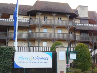 1 bedroom Apartment with Internet Access in Deauville - Deauville vacation rentals