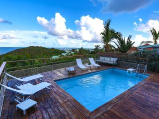 Special offer ! Amazing ocean view and private pool - Saint Martin vacation rentals