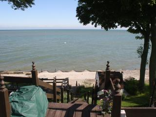 Perfect Couples Getaway-1 Bedroom Lakefront Loft - Geneva on the Lake vacation rentals