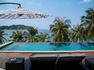 Beach Villa Phangan,Private beach front full servi - Koh Phangan vacation rentals