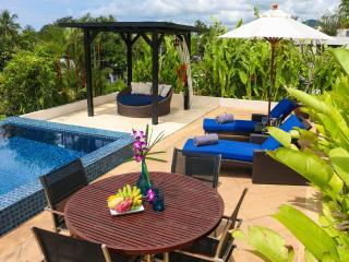 Kata Gardens Ocean View Penthouse Private Pool Walk To Beach - Kata vacation rentals