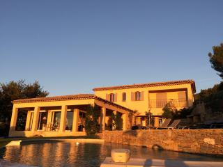 Luxury Villa With Beautiful Sea View - Heated Pool - La Cadiere d'Azur vacation rentals