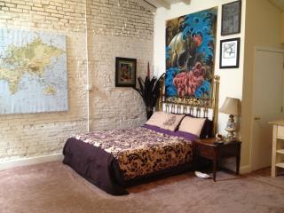 3rd Floor Artist's studio w/ 15ft Vaulted Ceilings - Philadelphia vacation rentals