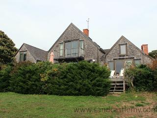 1196 - Enjoy beautiful views of Vineyard Sound! - Menemsha vacation rentals