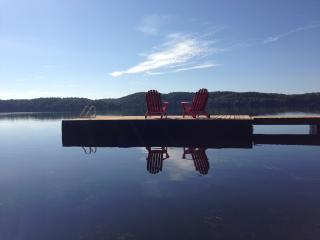 Luxury lakeside cottage *now with hot tub!* - Haliburton vacation rentals