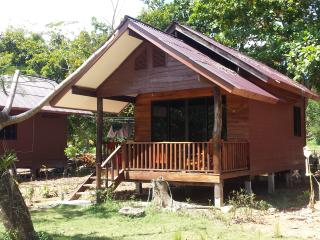 Nice Bungalow with Internet Access and Towels Provided - Phangnga vacation rentals