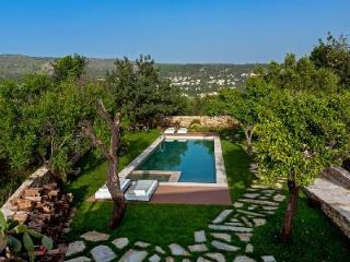 Elegantly Restored Villa Sylvana with Pool & Easy Beach Access - Close to Town - Maroulas vacation rentals