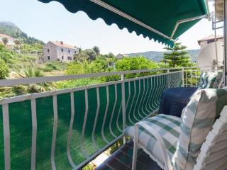 Apartment with balcony on Lopud island - Dubrovnik vacation rentals